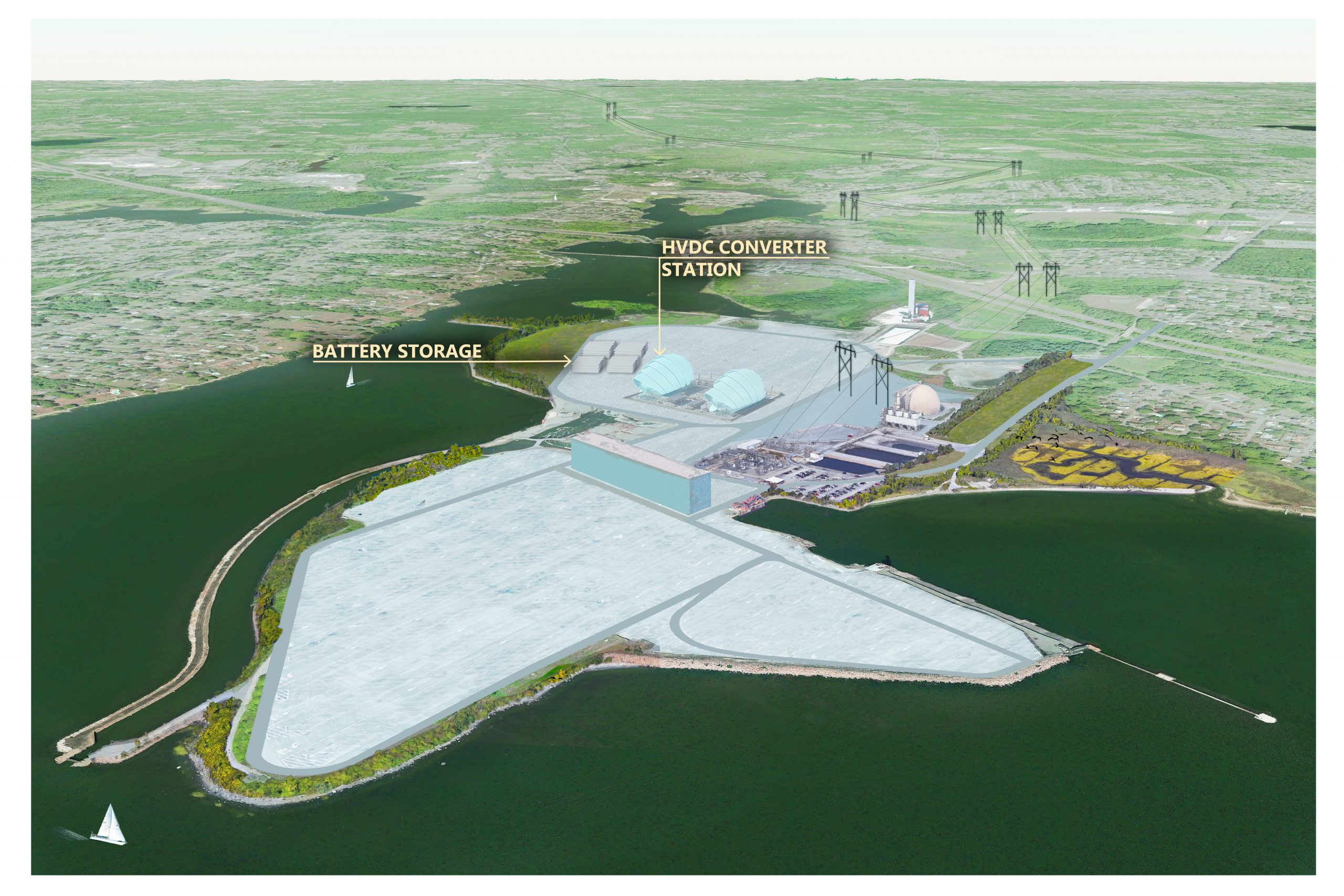 Mayflower Wind and Anbaric Agree to Bring Offshore Wind Ashore at Brayton Point-Supplements Mayflower's Cape Cod Efforts